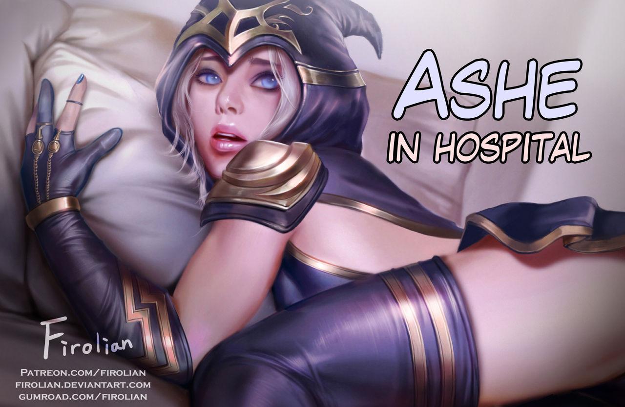 Ashe Lol Porno Comics read [firolian] ashe in hospital hentai porns - manga and