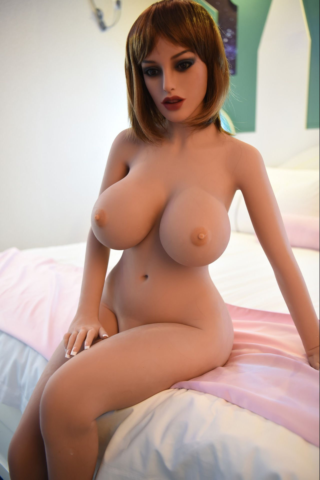 Sex with a sex doll
