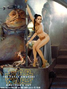 Star Wars: Slave Rey