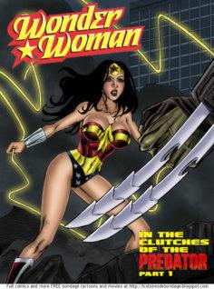 Ultra Rare Superheroine BDSM comics