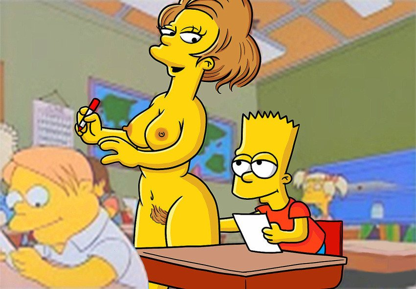 List of the simpsons nude scenes, madonna porn fake