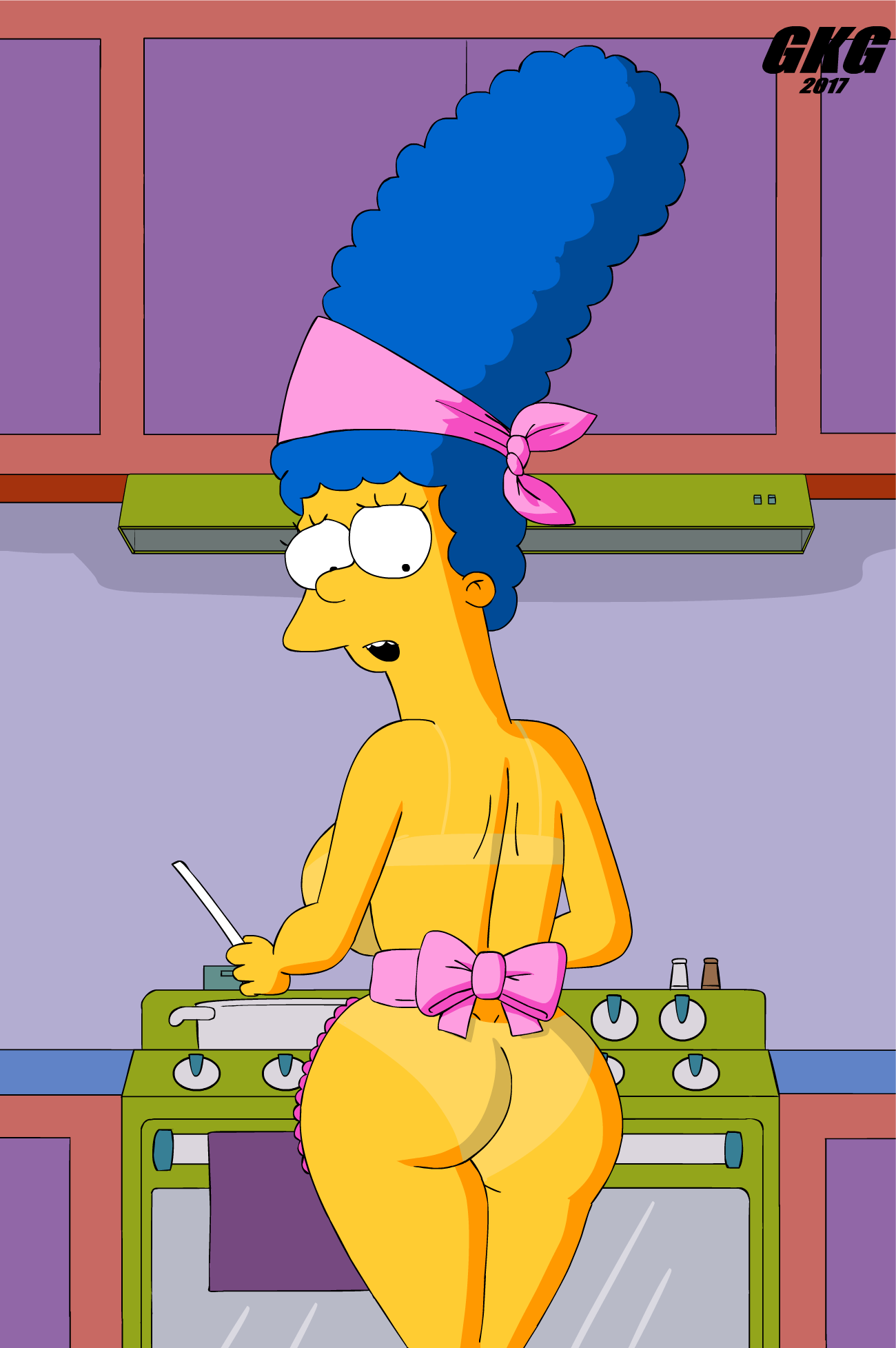 margesimpson-lustful-girls