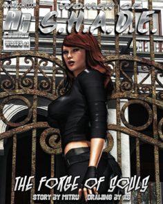 MCComic – Woman of shade 1-18