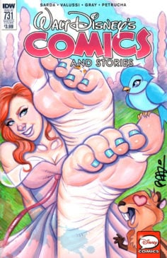 More comic feet i would suck and cum on