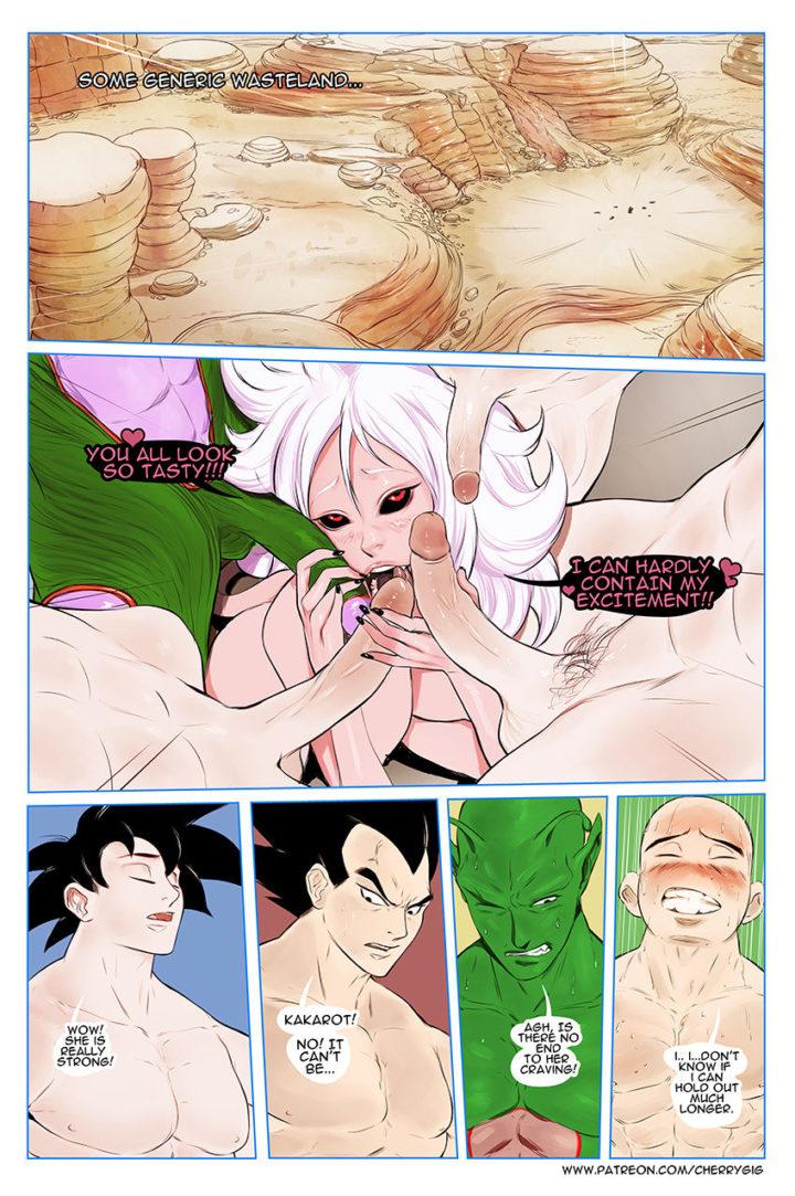 Dragon boll z porno