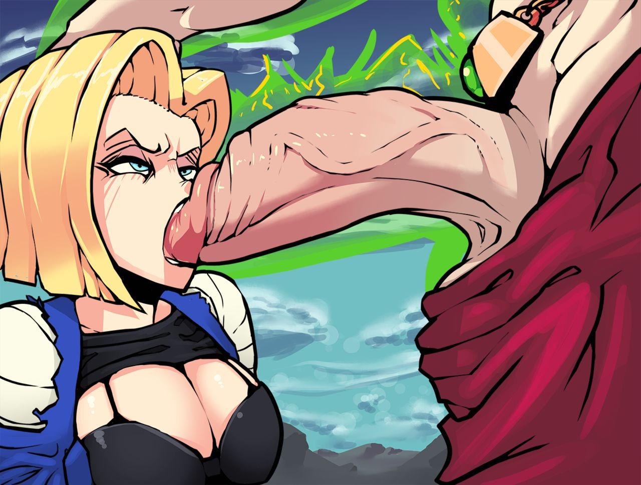 18 Dbz Porno read [boxerman] broly x android 18 (dragon ball z) hentai