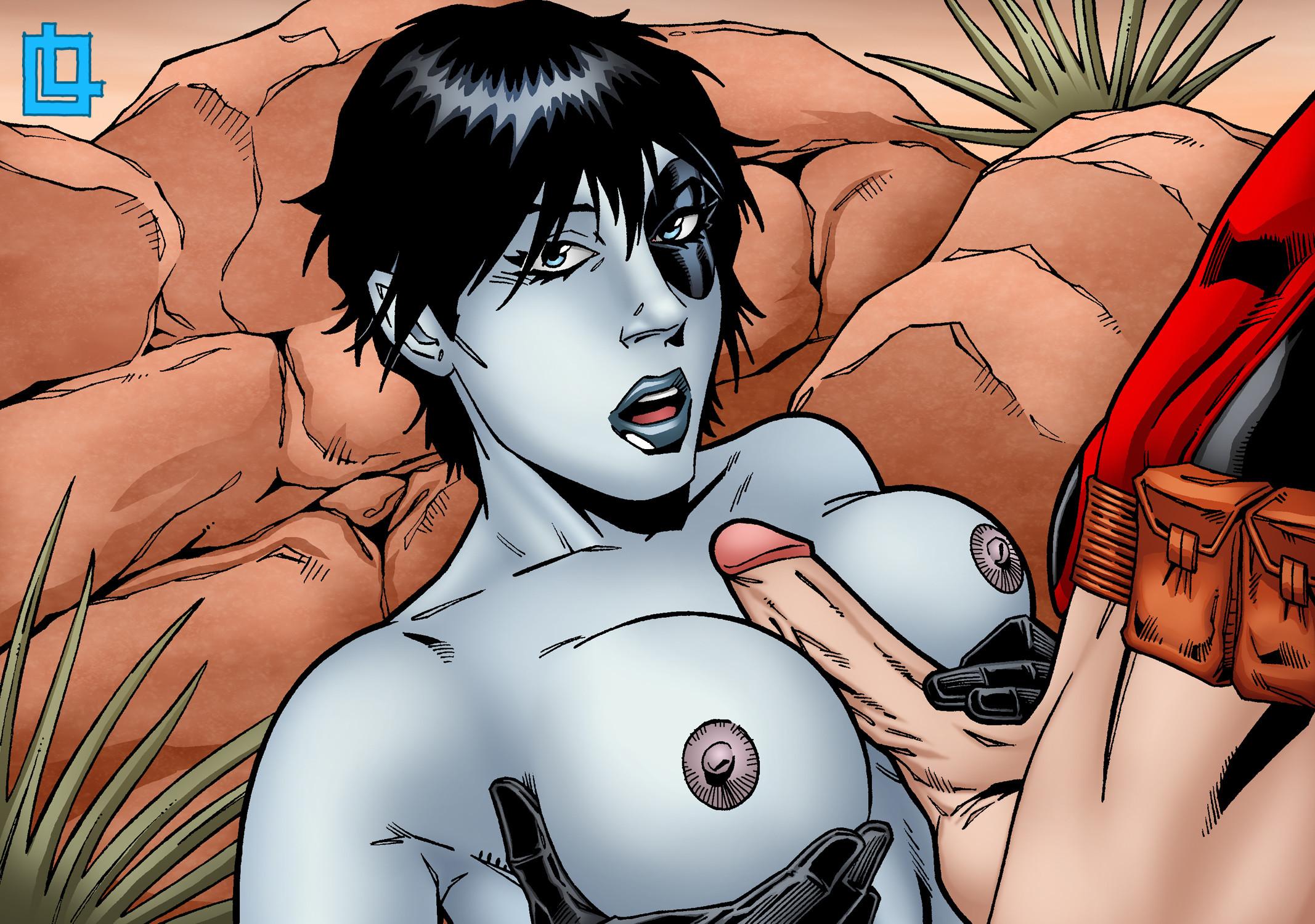 sexy-domino-marvel-porn
