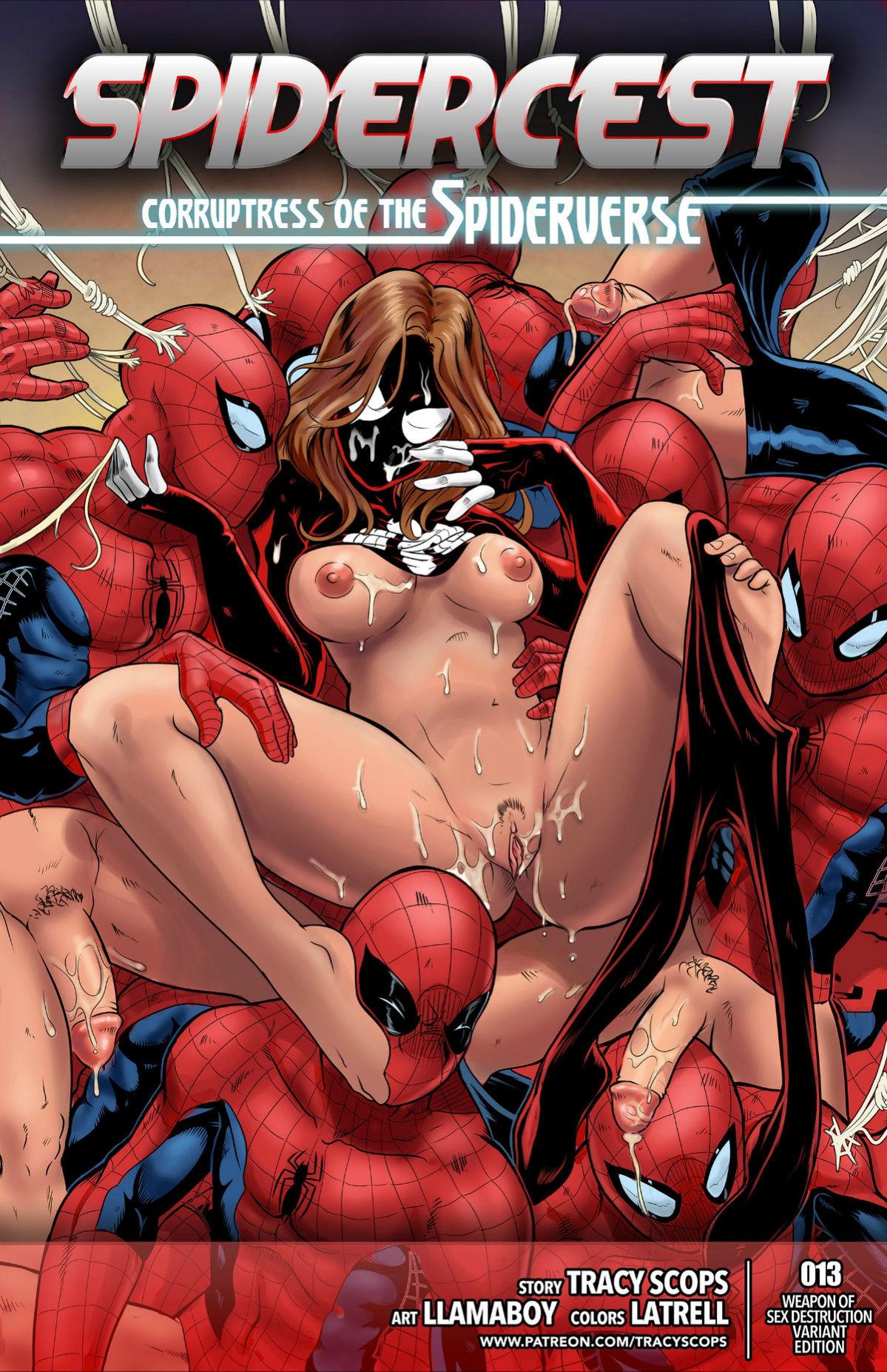 Spiderwoman porn