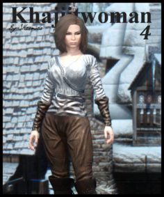 Khajitwoman Chapter 4 – SKcomics