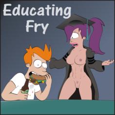 Futurama – Educating Fry (Jaxstraw)
