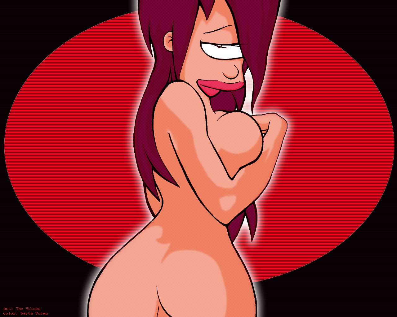 Futurama – Amy and Leela