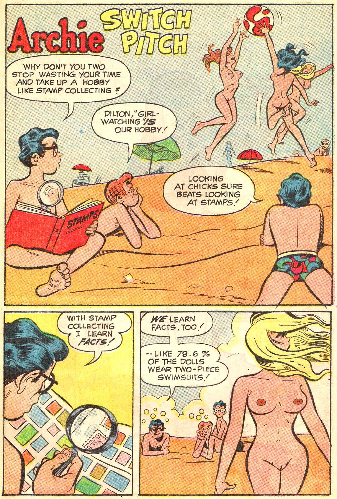 Archie Comics – Switch Pitch