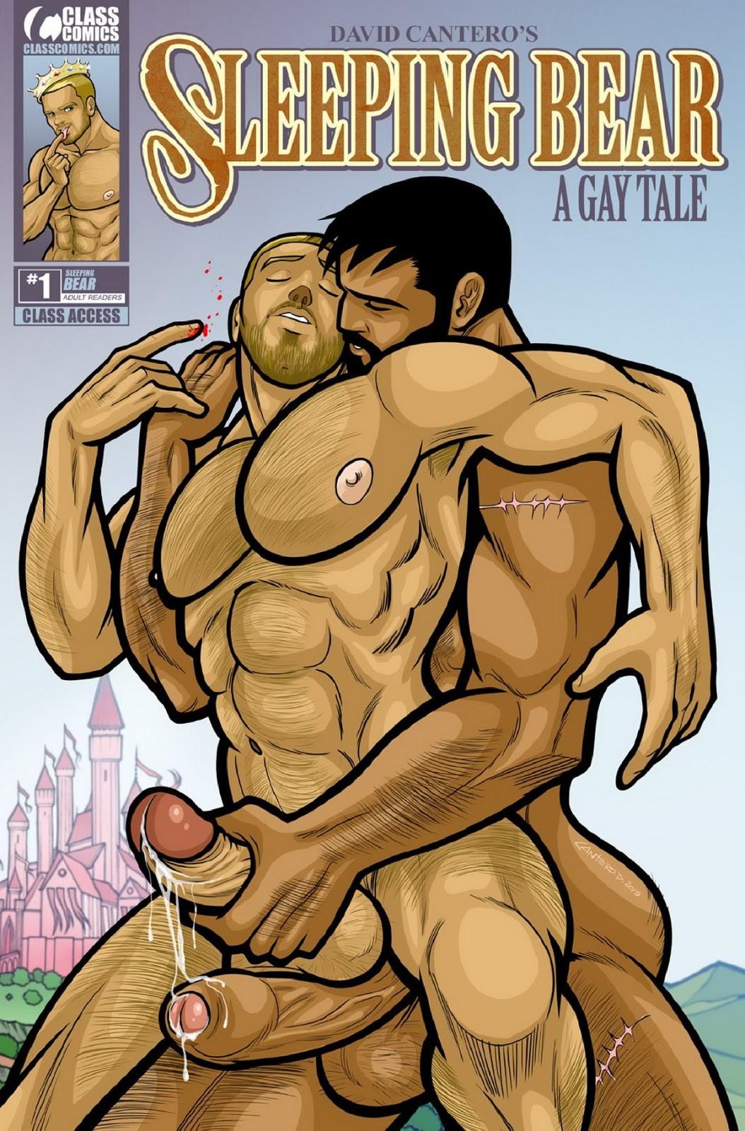 Sleeping Bear: A Gay Tale