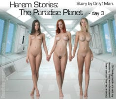Harem Stories: Paradise Planet, day 3