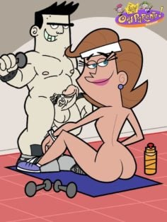 Timmy's mom (Fairly oddparents)