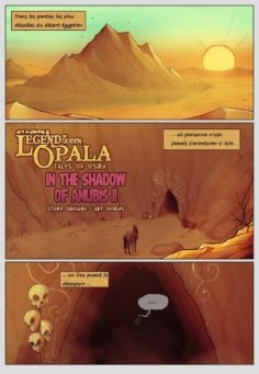 FRENCH – [DevilHS] Legend of Queen Opala – In the Shadow of Anubis II Tales of Osira