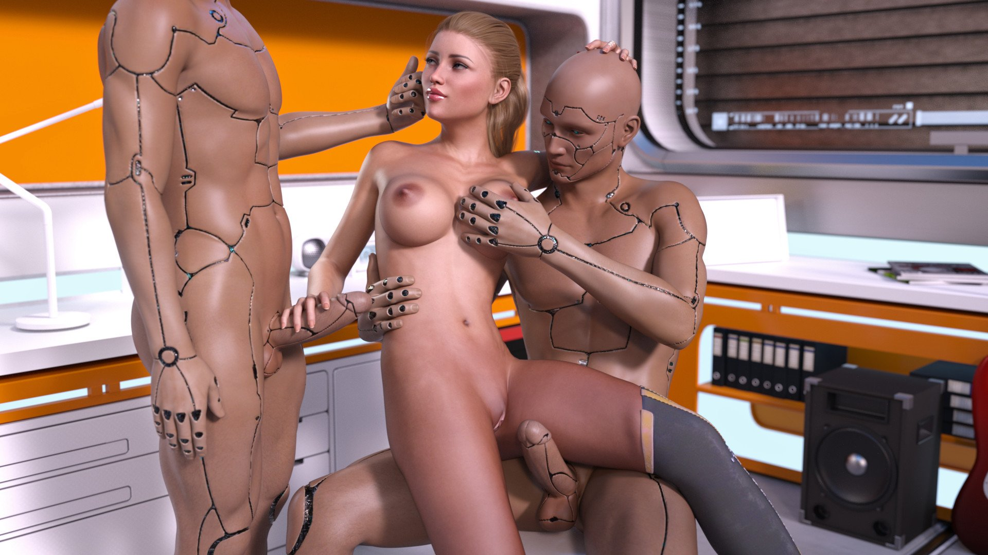 Cyber sex bots, yvette bova sucks cock