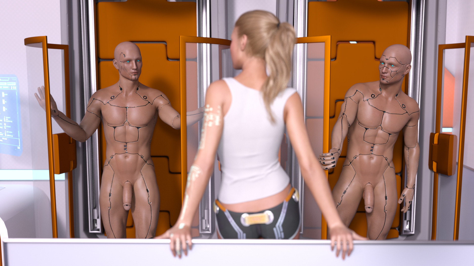 Is it ok to abuse, trust or make love to a robot