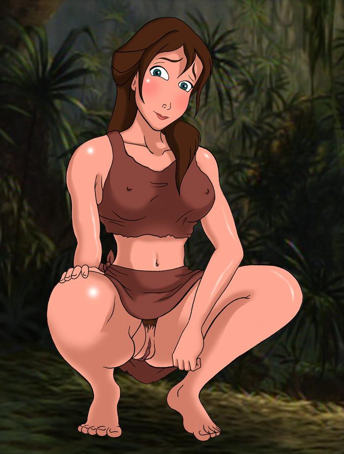 Tarzan and jane sex