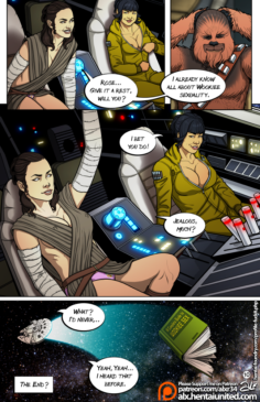 Star Wars – A Complete Guide to Wookie Sex