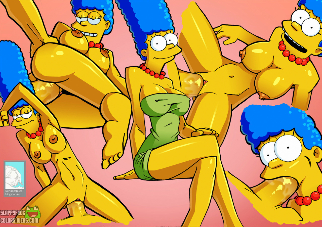 Simpsons pornos 9