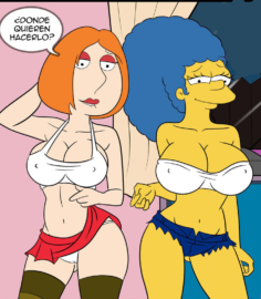 Marge Simpsons X
