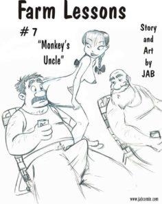 JabComix: Farm Lessons 7