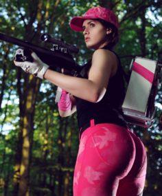 Fortnite Rose Team Leader by Adeline Frost