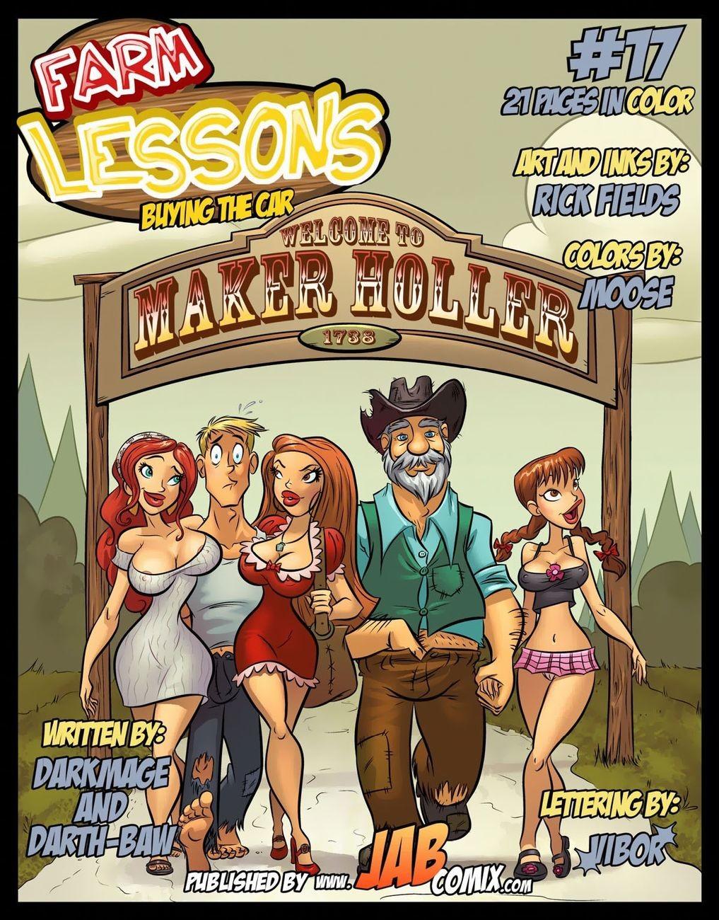 JabComix: Farm Lessons 17