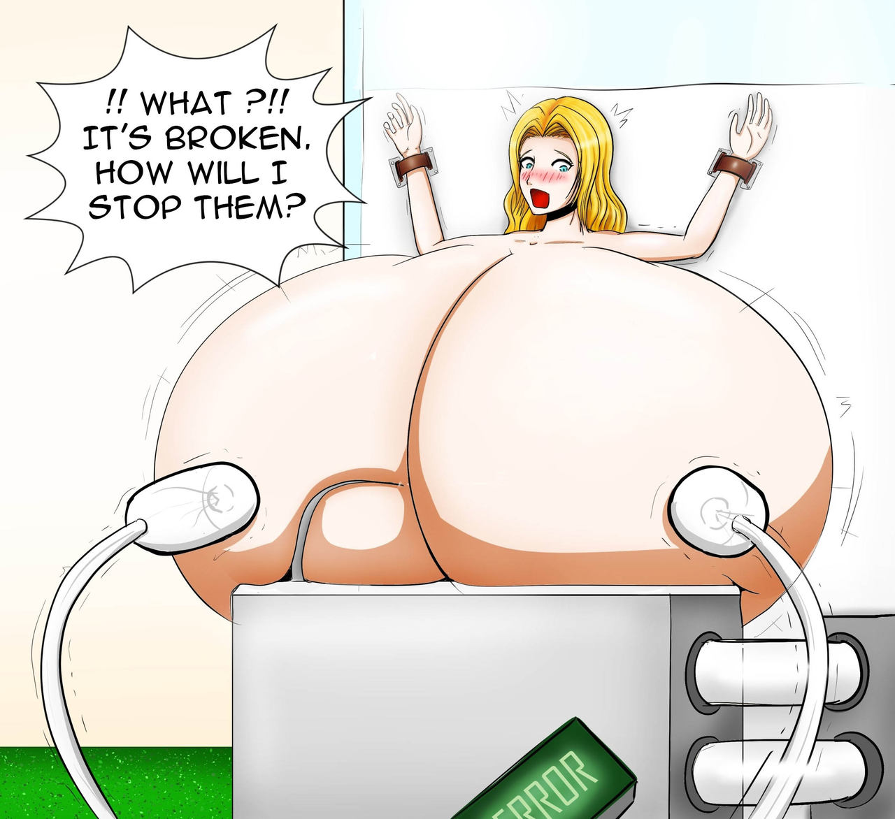 Ass inflation expansion comics pictures, oiling boobs video