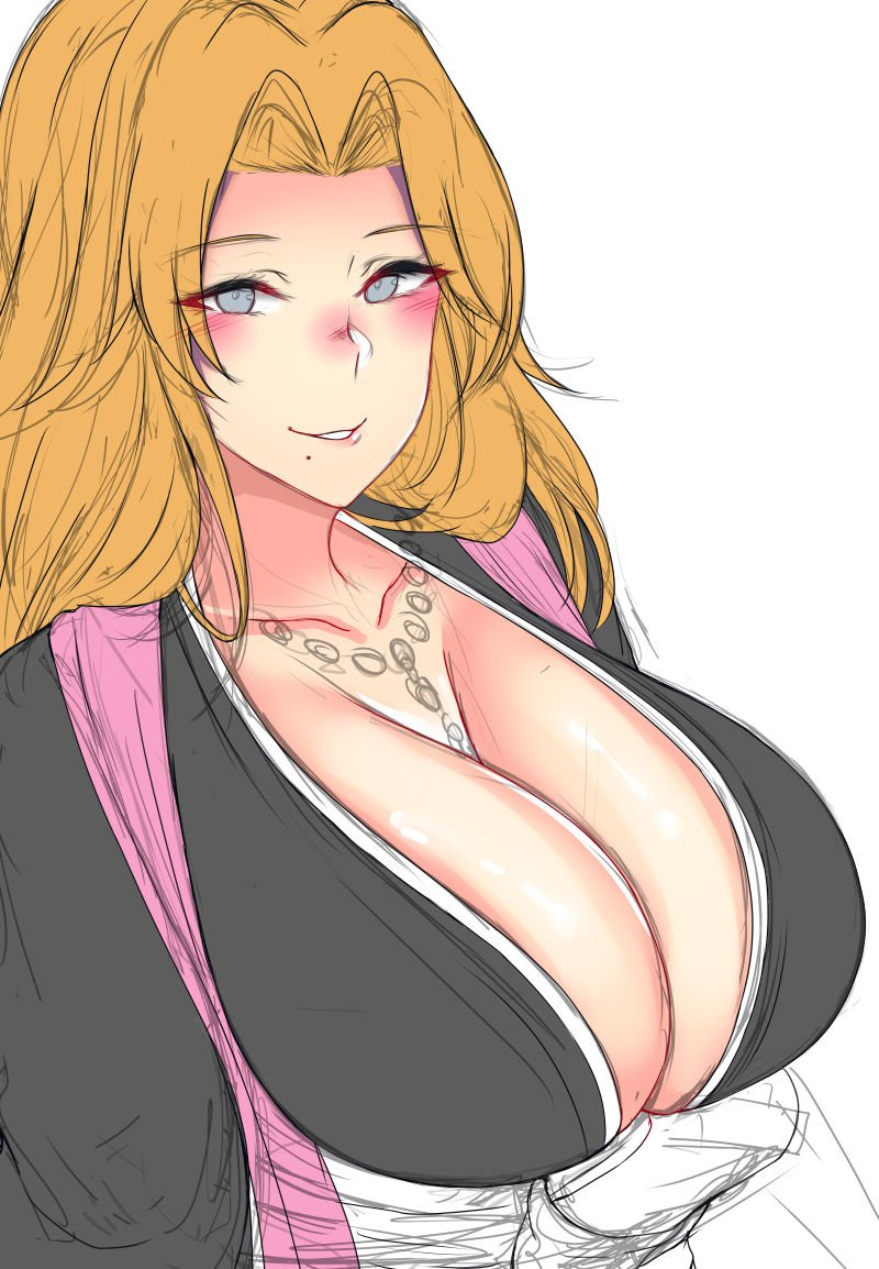 Bleach big boobs #8