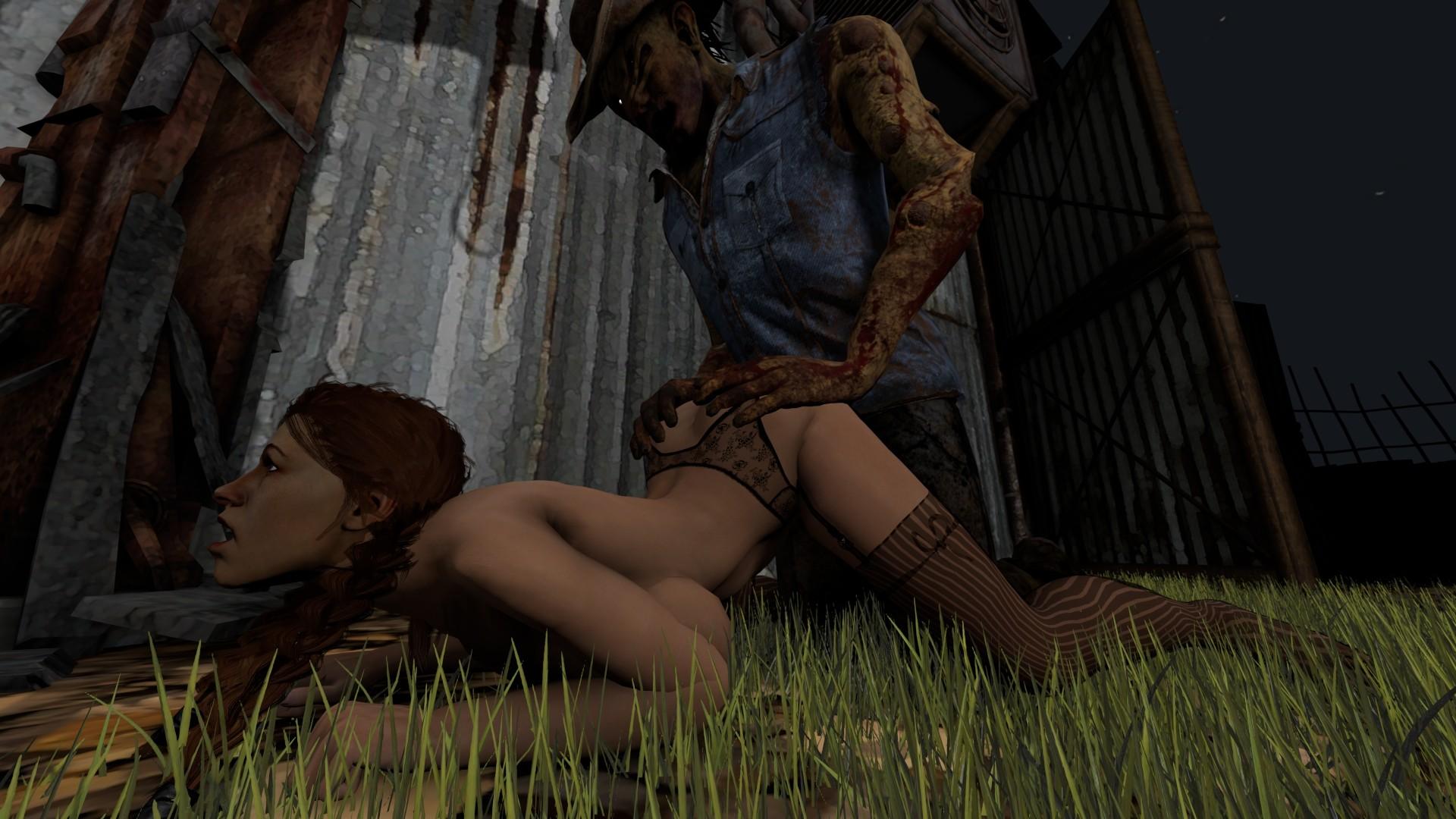 Dead by daylight porn