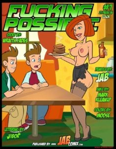 Fucking possible kim possible comic