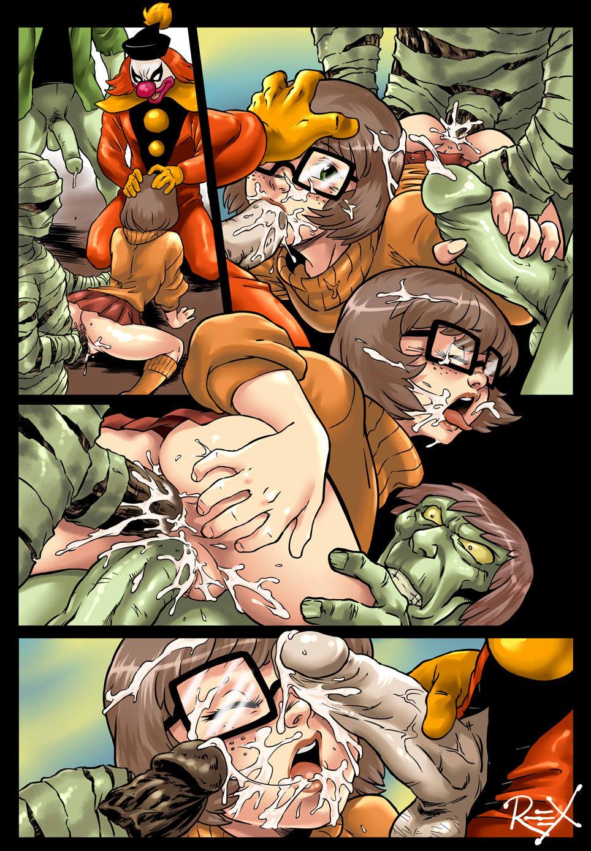 Velma gangbang