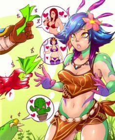 Neeko, The Curious Chameleon