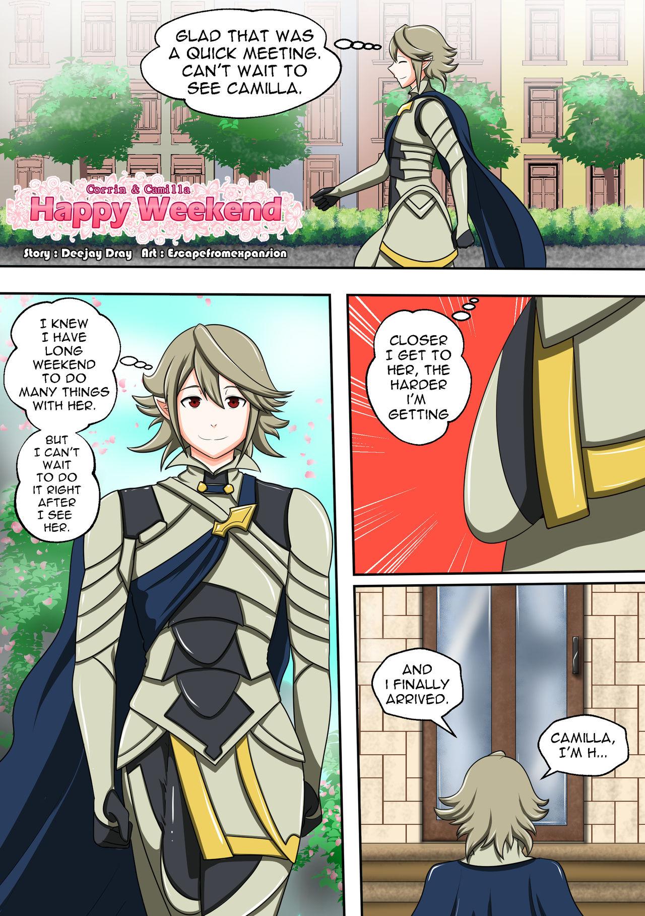 Fire Emblem Fates Camilla Hentai