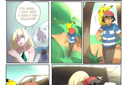 Mond hentai pokemon Hentai Pokemon